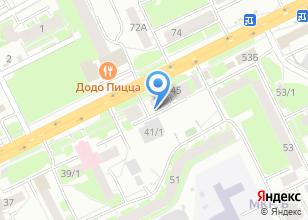 Компания «Zapas» на карте