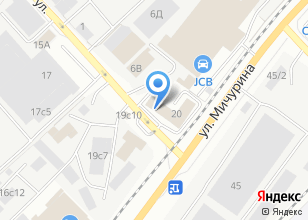 Компания «Сибирь Колесо» на карте