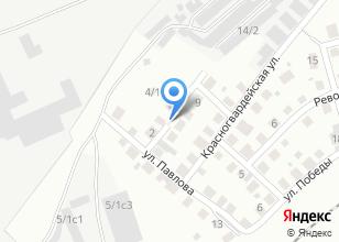 Компания «Seversk Business Site» на карте