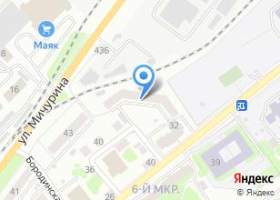 Компания «Некоммерческий детский благотворительный фонд им. Алены Петровой» на карте