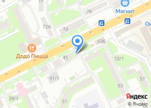 Компания «Еврокомфорт» на карте
