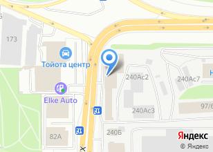 Компания «Аварком.рф» на карте