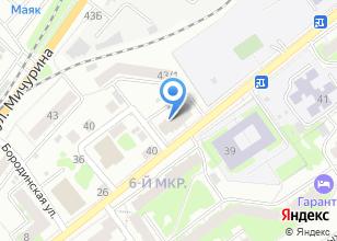 Компания «ПУДРА» на карте