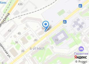 Компания «Автоскан-Томск» на карте
