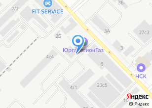 Компания «НПК ТЕСАРТ» на карте