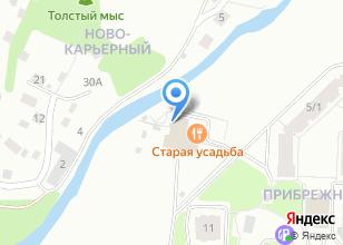 Компания «Старая усадьба» на карте