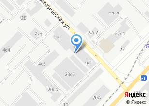 Компания «ДКСАВТО» на карте