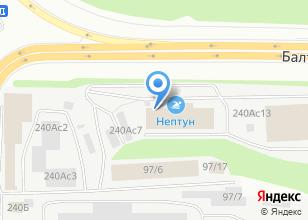 Компания «Саянмрамор» на карте