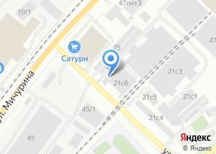 Компания «А 86 Мир» на карте