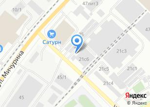 Компания «Служба отогрева автомобилей» на карте