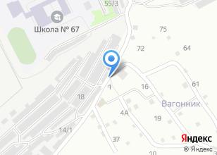 Компания «АвтоMastak» на карте