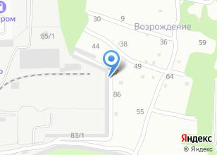 Компания «Автогид» на карте