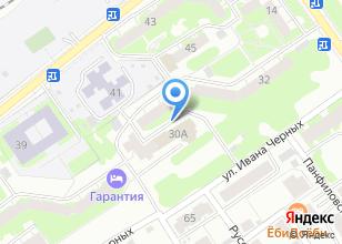 Компания «Сабина» на карте