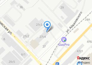 Компания «РосКиТ» на карте