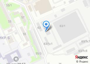 Компания «TYPE-Servise» на карте