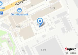 Компания «Дельфин» на карте
