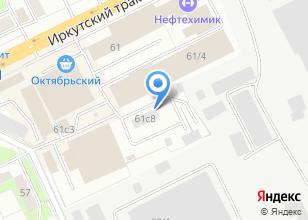 Компания «Диамант» на карте