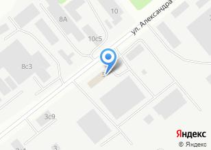 Компания «АТМ Томск» на карте