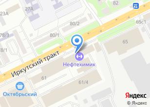 Компания «Минуточка» на карте