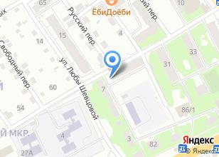 Компания «Анастасия» на карте