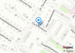 Компания «Роял Скрид» на карте