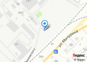 Компания «Алтерра» на карте