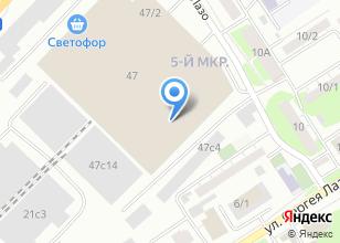 Компания «AirSmile» на карте