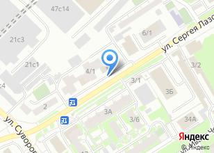 Компания «Фаркоп» на карте