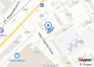 Компания «СибМеталлГрупп» на карте