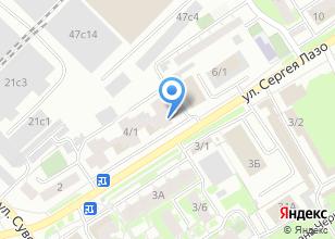 Компания «Служба городских кладбищ, МКУ» на карте