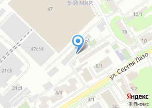 Компания «AutoKlass» на карте