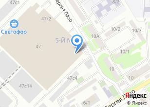 Компания «Марианна» на карте
