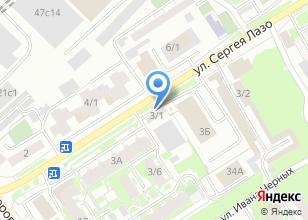 Компания «Grill express» на карте