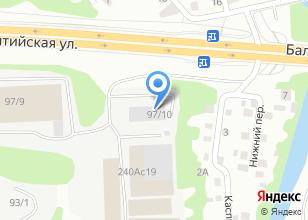 Компания «Автопорт» на карте