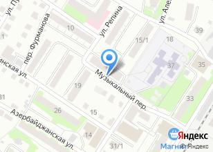 Компания «Жилищно-эксплуатационное предприятие №9» на карте