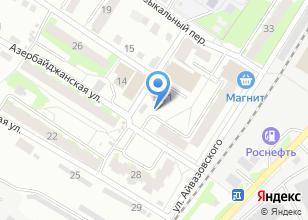 Компания «Бармалей» на карте