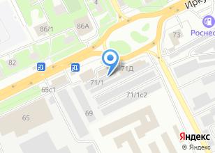 Компания «Solaris» на карте