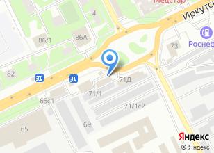 Компания «Сигма-М» на карте