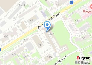 Компания «1хСтавка» на карте