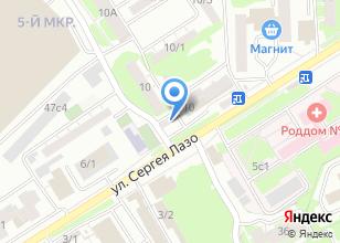 Компания «Хорошее ателье» на карте