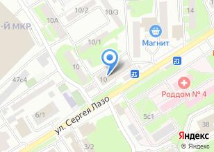 Компания «Хаял» на карте