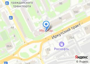 Компания «Модуль-Т» на карте
