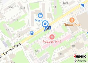 Компания «Старый Оазис» на карте