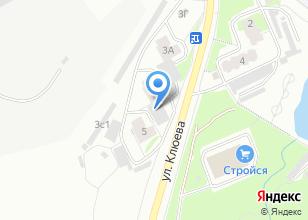 Компания «Арбен Текстиль» на карте