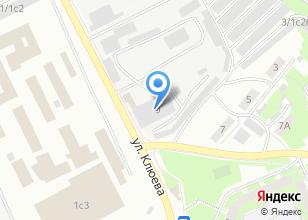 Компания «Анод» на карте