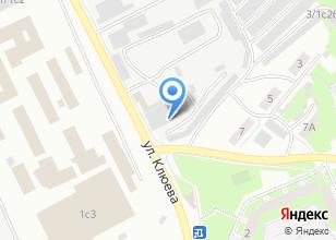 Компания «Индустрия Чистоты-Томск» на карте