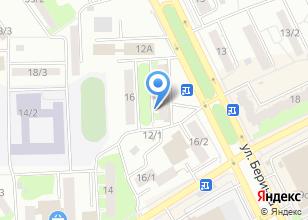 Компания «Компи+» на карте