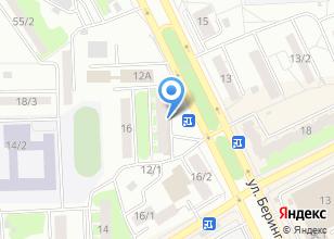 Компания «Первый детский комиссионный магазин» на карте