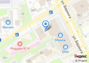 Компания «С-Томтехник» на карте