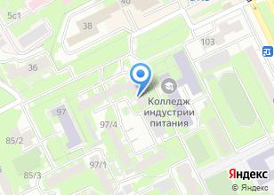 Компания «Обаяние» на карте